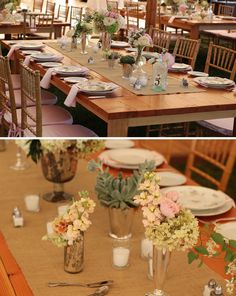 cute table ideas