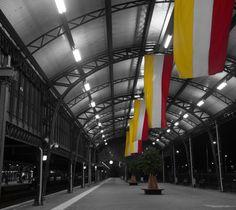 Oeteldonk Centraal (Station tijdens Carnaval)
