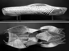 Mercedes-Benz Sculpture Experiments