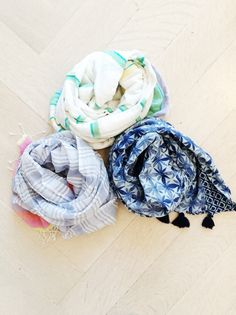 New JOIE scarves are in just in time for Mother's Day.