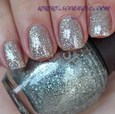 Scrangie: SpaRitual Twinkle Collection Holiday 2011 Swatches and Review
