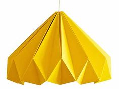 Origami lamp - Blossom Light