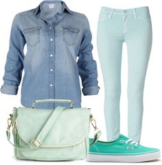 """style citadin"" by bb-beanta ❤ liked on Polyvore"