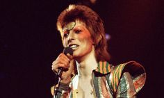 Happy birthday David Bowie. He has just released a new single, Where Are We Now? with a new album, The Next Day to follow in March. Photograph: Michael Putland/Getty Images