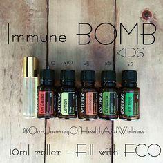 Immune bomb