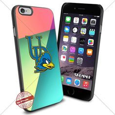 """Ncaa Delaware Fightin' Blue Hens,iPhone 6 4.7"""" & iPhone 6s Case Cover Protector for iPhone 6 & iPhone 6s TPU Rubber Case for Smartphone Black SHUMMA http://www.amazon.com/dp/B01C022VE8/ref=cm_sw_r_pi_dp_vHlYwb0GN94NX"""