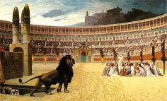Persecuzione dei cristiani nell'impero romano