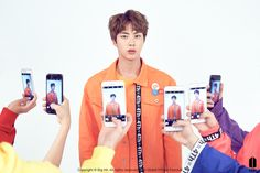 HAPPY BIRTHDAY! JIN♡ // BTS Official Fancafe