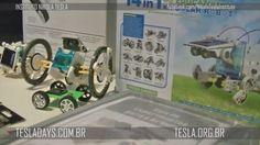 Mamute Eletrônica Robótica e Arduino no #TESLADAY #ArduinoD17