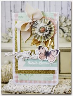 Emma's Paperie: August Color Challenge by Melissa Phillips
