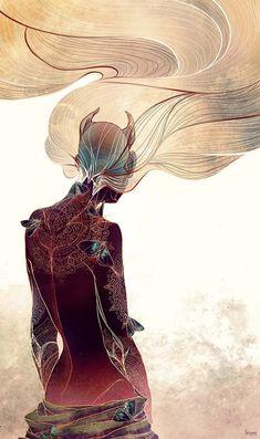 Shiver by lori-gami on DeviantArt