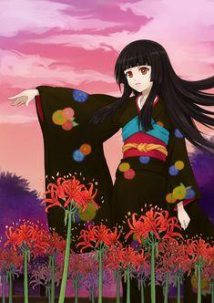 Jigoku Shoujo (Hell Girl) - Enma Ai
