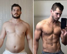 Healthy Man This Incredible Time-Lapse Video Shows a Man's Weight Loss Over 12 Weeks - Hunter Hobbs told us how he carved that six-pack. Gewichtsverlust Motivation, Training Motivation, Weight Loss Motivation, Exercise Motivation, Weight Loss Transformation, Weight Loss Journey, Weight Loss Tips, Weight Loss Video, 21 Day Fix