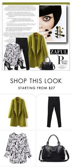 """""""www.zaful.com/?lkid=7493 (75)"""" by nejra-l ❤ liked on Polyvore featuring Melissa McCarthy Seven7, women's clothing, women, female, woman, misses, juniors and plus size clothing"""