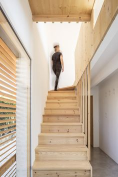 Image 9 of 23 from gallery of Our House / Tallerdarquitectura. Photograph by Adrià Goula Agi Architects, Stairs, Architecture, Gallery, House, Design, Home Decor, Photograph, Blog