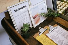 Art of the Menu: The Butcher's Daughter Bar Interior, Cool Cafe, Menu, Daughter, Creative, Projects, Studio, Menu Board Design, Log Projects