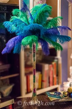 How To Make a Feather Centerpiece (7 different ways) - Page 5 of 9