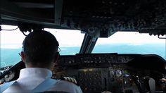 Iran Air cockpit landing video into Kuala Lumpur, Malaysia Iran Air, Kuala Lumpur, Landing, Air Force, World, The World
