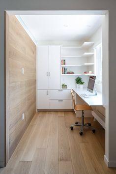 Home Office Interior Design Ideas 59 Small Home Offices, Home Office Space, Home Office Decor, Home Decor, Office Ideas, Office Table, Small Office, Office Furniture, Furniture Design