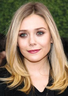 daily loulou obsession: the new length. love Elizabeth Olsen, thinking about going this length! Lysandre Nadeau, Hailie Jade, Wanda Marvel, Elizabeth Olsen Scarlet Witch, Hair Color And Cut, Hair Colour, Mary Kate Ashley, Fashion And Beauty Tips, Long Layered Hair