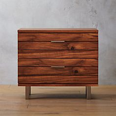 Find modern bedroom furniture pieces you'll love at Browse stylish beds… Low Dresser, Modern Nightstand, Nightstand, Furniture, Modern Storage Furniture, Stylish Beds, Bedside Tables Nightstands, Modern Storage, Dresser As Nightstand