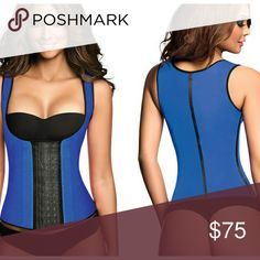 Sport vest Sport vest  Excellent daily use and gym  Waist cincher Ann Chery Intimates & Sleepwear Shapewear