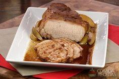 Receita de Lombo de porco assado na cerveja - Comida e Receitas