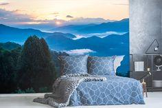 decoración murales Playa de ensueño palmeras-gran avance en la 3d-look