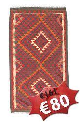 Kelim Maimane tapijt KHC150