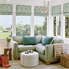 Editors' 50 Favorite Rooms | Casual Coastal Living Room | CoastalLiving.com