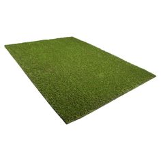 Crystal Products Multi-Use Artificial Grass (Green) 5 ft. x 7 ft. (Multi-Use Artificial Grass 16 in. x 22 in.) (Synthetic Fiber)