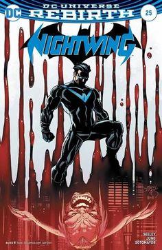 Nightwing #25 Var Ed #comicart