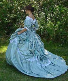 CUSTOM Victorian Bridal Civil War Steampunk Ball par MattiOnline, $425.00