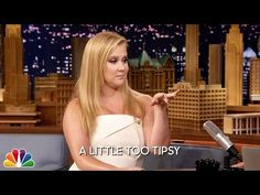 Jimmy Fallon had an emotional interview with Amy Schumer and it was hilarious! | Channel24