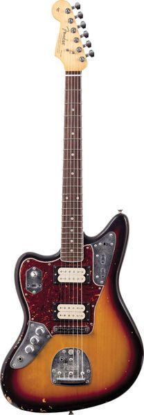 Fender Kurt Cobain Jaguar 3TSB LH