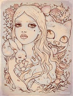 Tattoo bunny