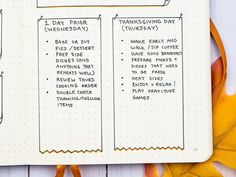 Bullet Journal Page Ideas: The Ultimate List of Inspiring Journal Pages - Simple Life of a Lady
