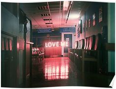 // LOVE ME // Posters