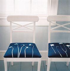 Cool Stuff: Cyanotype Fabric