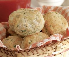 Herbed Buttermilk Biscuits by Fine Cooking