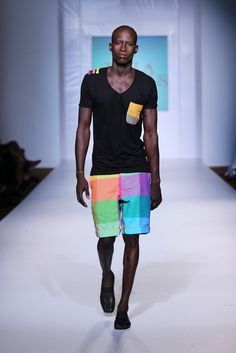 MTN Lagos Fashion & Design week: Spring/Summer 2013 Kola Kudus