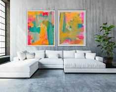 New.. a range of my affordable abstract art by GailKernahanCreates