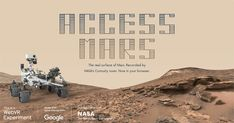 NASA, JPL, and Google bring the real surface of Mars to your browser.