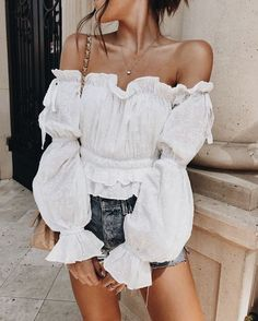 32 Stylish Summer Outfits For All Occasions - Style O Check Fashion Mode, Look Fashion, Street Fashion, Fashion Outfits, Womens Fashion, Fashion Tips, Fashion Trends, Ladies Fashion, Fashion Ideas
