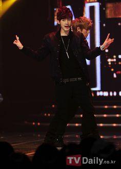 TEEN TOP's Chunji
