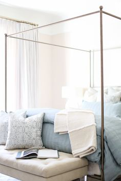 & Trends We love: Canopy Beds | Canopy beds Studio mcgee and Canopies