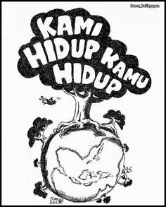 50 Contoh Poster dan Slogan Bertema Lingkungan [Me Recycle Poster, Character Design, Drawings, Planets Art, Cartoon Sketches, Indonesian Art, Art, Art History, Poster