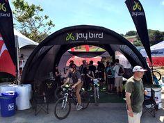 Jaybird Exgloo http://www.jaybirdsport.com/