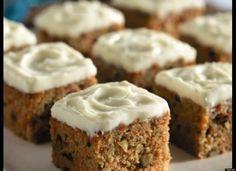 Sugar free carrot cake :)
