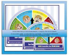 Kit baromètres des émotions garçon blond en téléchargement gratuit Le Trouble, Emotion, Baseball Cards, Personalized Items, Kit, Discipline, Brown Groomsmen, Classroom Management, The Emotions